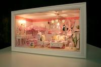 Diy small male girls child toy novelty birthday gift