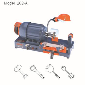 Model 202-A cutting machine with external cutter &key copy machine