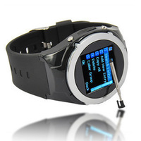 2012 new genuine new ebook Bluetooth MQ998 wrist watch type mobile phone backstage QQ watch mobile phone