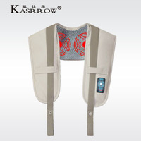EMS FREE SHIPPING Ksr-18 neck shoulder massage cape cervical vertebra massage apparatus neck