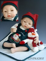 Boy reborn baby doll/ lifelike andf interactive dolls for children with TOP QUALITY