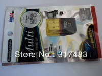 hot selling ,good quality ,cheap card reader for micro sd /TF Card, free shipping ,50pcs /lot