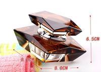 Car crystal perfume block car perfume car perfume quality fashion
