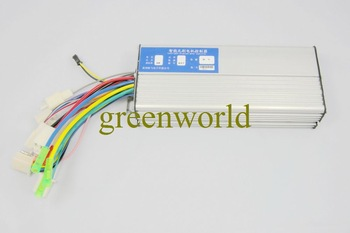 Free Shipping Brand New 48V 1000W Brushless Speed Controller for Electric Scooter/ E-Bike Guaranteed 100%