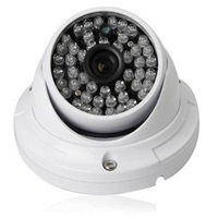 Sony 600TVL CCD 48 IR Leds Color Vandalproof Camera S11UW