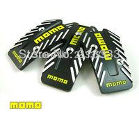 Latest 2011 MOMO Nero MT Racing Sport Pedal Pad Cover