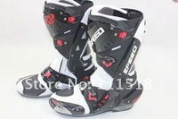 2012 New B1003 motorcycle boots Pro Biker SPEED Racing Boots,Motocross Boots,Motorbike boots we33 SIZE: 40/41/42/43/44/45 WERS