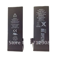 Free Shipping Backup Battery Replacement for iPhone 5 3.8V 1440mAh