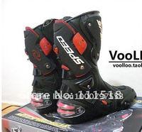motorcycle boots SPEED BIKERS Racing Boots,Motocross Boots,Motorbike boots da3 SIZE: 40/41/42/43/44/45 bfgte