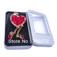 Up to 50% off 1pcs/lot free dropshipping+wholesales Square  Tin  Display Box for U disk drive,Keychain,jewelry size:115*85*22mm