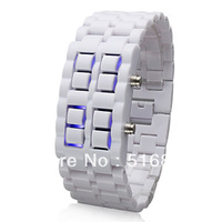 Lava Stylish Led Wrist Watch for Men Women free shipping