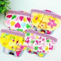 Cute Female Pet Dog Puppy Sanitary Pants Short Panty Diaper Pants Brief 5 Size Random Color #3563