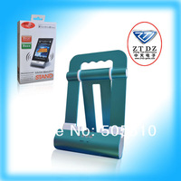 Green color metal speaker Stand build in lithium battery  for iPad 6150007S14