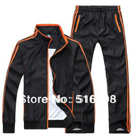2012 autumn free shipping new men brand sport suit fashionable sportswear outdoor leisure Suit AS973