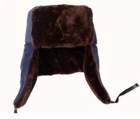 [Free Shipping] Warm Winter earflap hat Caps Wholesale