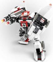 Building Block Set SlubanB0337 caston destroy the general     Enlighten Construction Brick Toy Educational  Toy for Children
