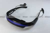 new arrival Mobile Theatre Video Glasses - Movies on 52 Inch Virtual Screen EyeWear Video Glasses With Built in 4gb memory