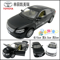 Authorized TOYOTA camry alloy car model acoustooptical