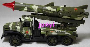 Alloy car models military bazookas car alloy 6/7 model acoustooptical WARRIOR