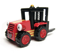 Tvnetworks bob babri alloy car toy forklift sumsy