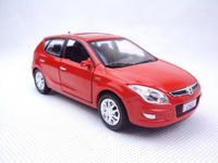 Alloy car models beijing modern i30 car model plain beijing hyundai
