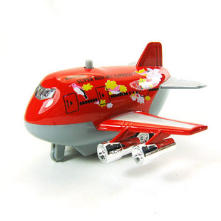 Free Shipping Alloy model audio jetliner WARRIOR