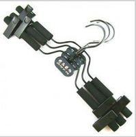 10pce/lot High-quality Sponge belt clamp  anti-skid trousers rack+ Free Shipping