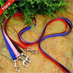 Pet Leash Harness Rope Dog Leash Training Lead Collar Dog Rope & Harness Rope V3402(China (Mainland))