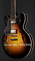 Pay pal Available Gib ES-335 Dot Plain VSB Lefthand Lefthand Plain Semi-Acoustic Guitarr!Free shipping!