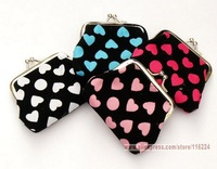 small Pocket/ cute women coin purse/Cosmetic Bag/key holder/Japan Style/Gift/12PCS mixed pattern VB176