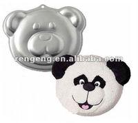 ANIMAL CRACKERS cat teddy panda cake tin pan Cake Crafts Pan Tins Molds   BP03