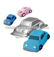 BP02  CAR cake pan mold tin AUTOMOBILE SPORTS AUTO Fondant Cutter Decorating Mould Mold Bakeware Cutt