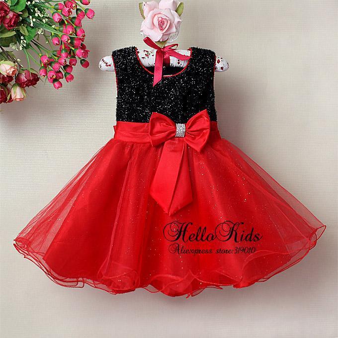 Vestidos Rojos Para Niñas Imagui