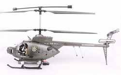 YD911C Hughes Defender RC 3CH CAMERA Helicopter with Gyro &Camera Free Shipping(China (Mainland))