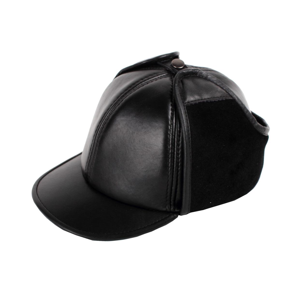 Bucket Hat Leather Leather Men Bucket Hat