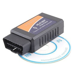 NEW ELM327 OBD2 OBDII V1.4 Bluetooth Diagnostic Interface scan tool supports all OBD-II protocols read diagnostic trouble codes(China (Mainland))