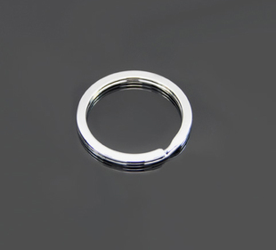 100pcs/lot 20mm Stainless key ring / chain