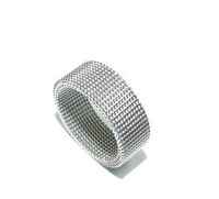 Free Shipping! wholesale 10 pcs Stainless steel  Rings