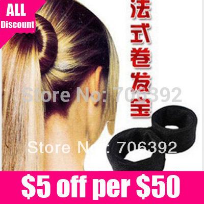 Retail Free Shipping Magic Dish Hair