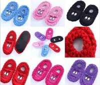 Hot Sale cotton cartoon babys socks prewalker baby shoes infant indoor antislip shoes footwear 12pairs/lot free ship 580016J