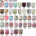 2012 NEW ! Free Shipping  Minky Alva Cloth  Diaper, Reusable Baby Diaper ,Series M