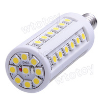 10W E14 LED bulb 42LEDs niblet led 5050 220V Warm White  19477