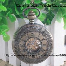 cheap mechanical pocket watch