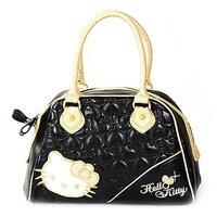 white pink bag for Girl's purse Hello Kitty handbags Children Christmas gift for women fashion shoulder hand bags 9030 BKT230