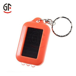 High Quality Solar led keychain flashlight review(China (Mainland))