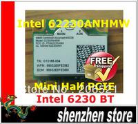 Intel 62230ANHMW WIFI WLAN BT Bluetooth Mini Half PCIE MINI Card 6230 Free shipping airmail  tracking code