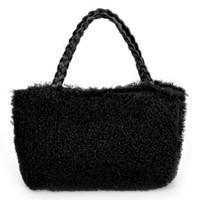 2012 teddy velvet bag brief fashion shoulder bag gossip unique female bags
