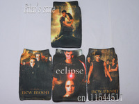 Free Shipping  The Twilight  mobile socks pouch many design  Mix order 20pcs/lot