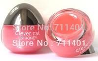 Free shipping wholesale high quality moisture care lip honey gross lip balm Lip Smacker lovely  gift