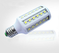 10W E27 5050 SMD 60 pcs  LED Corn Light Bulb Energy Saving Lamp 85-265V 220V Cool/ Warm White